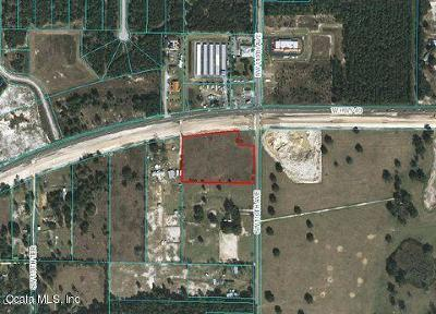 Ocala Residential Lots & Land For Sale: 120 SW 110th Avenue