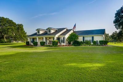 Reddick Farm For Sale: 11200 NW 123rd Lane