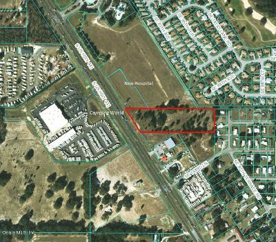 Summerfield Residential Lots & Land For Sale: 14275 S Us Hwy 441