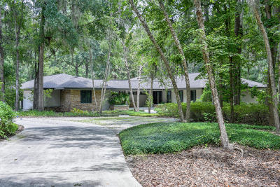Ocala Single Family Home For Sale: 7747 SE 12th Circle