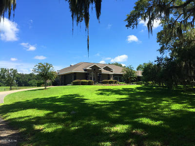Summerfield Farm For Sale: 6175 SE Highway 42