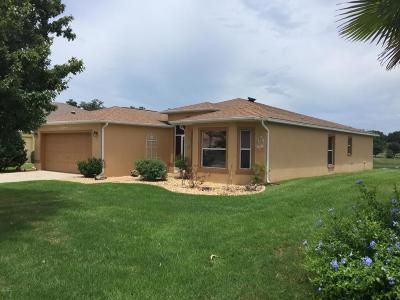Marion County Single Family Home For Sale: 15395 SW 14th Avenue Road