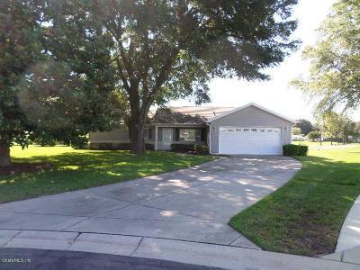 Dunnellon Single Family Home For Sale: 13833 SW 111th Avenue
