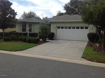 Lake County, Marion County Single Family Home For Sale: 7947 SW 83 Place
