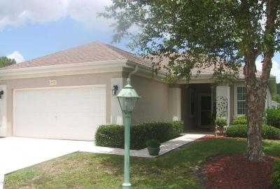 Summerfield Single Family Home For Sale: 9472 SE 132nd Loop