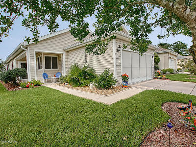 Summerfield Single Family Home For Sale: 9473 SE 132nd Loop