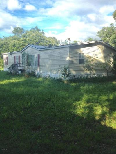 Summerfield Mobile/Manufactured For Sale: 10521 SE 151 Street