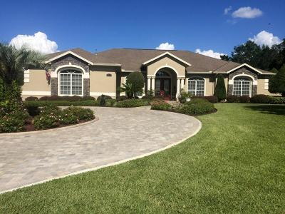 Ocala Single Family Home For Sale: 5825 NW 75th Avenue