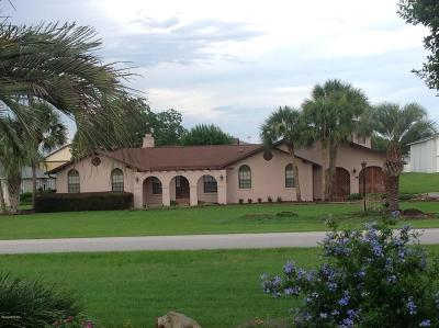Ocala Single Family Home For Sale: 8947 SE 70th Terrace
