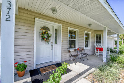 Ocala Single Family Home For Sale: 372 NE 59th Street