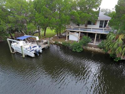 Crystal River Single Family Home For Sale: 12004 W Gulf Breeze Court