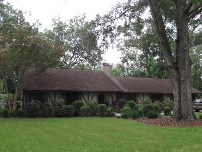 Ocala Single Family Home For Sale: 2536 SE 16th Street