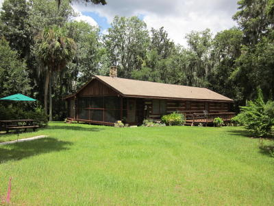 Marion County Single Family Home For Sale: 17697 NE 246th Place