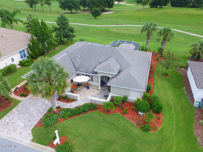 Spruce Creek Gc Single Family Home For Sale: 9645 SE 136th Place