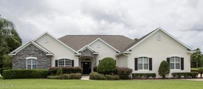 Ocala Single Family Home For Sale: 4025 SE 53rd Court