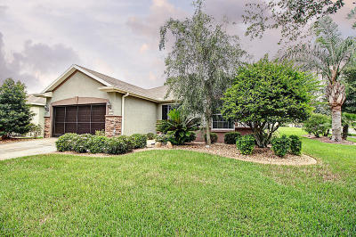 Ocala FL Single Family Home For Sale: $205,000