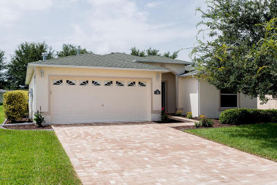 Ocala Single Family Home For Sale: 1762 SW 158th Lane