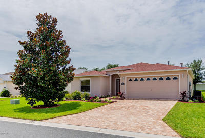 Ocala Single Family Home For Sale: 1750 SW 158th Lane