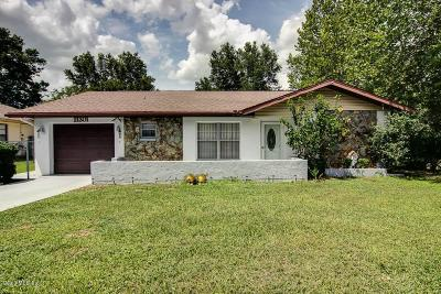 Dunnellon Single Family Home For Sale: 21301 SW Plantation Street