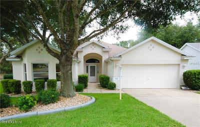 The Villages Single Family Home For Sale: 522 Loma Paseo Drive