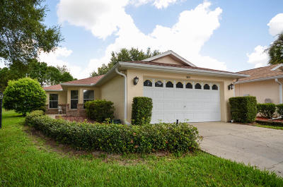 Ocala Single Family Home For Sale: 9076 SW 91st Circle