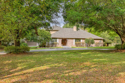 Ocala Single Family Home For Sale: 3600 SW 26th Avenue