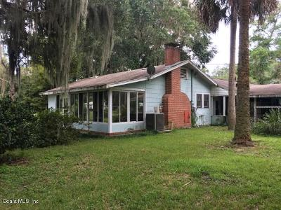 Marion County Single Family Home For Sale: 2447 SE 160th Avenue