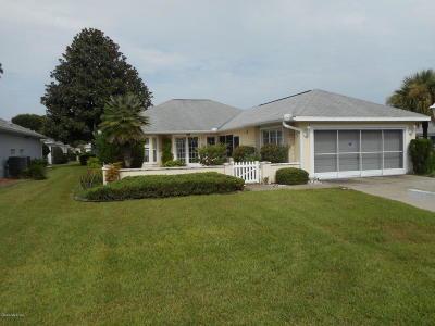 Ocala FL Single Family Home For Sale: $109,900