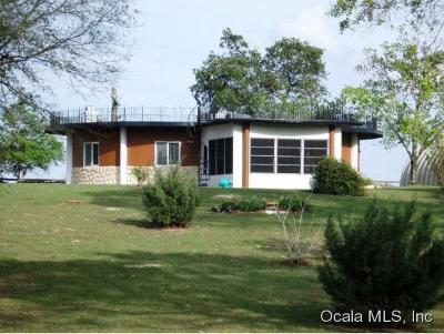 Morriston Single Family Home For Sale: 6391 SE 186 Terrace