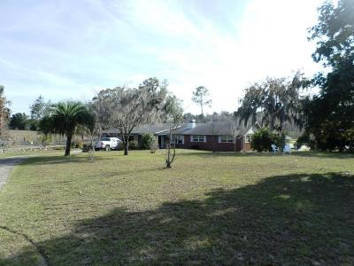 Dunnellon Single Family Home For Sale: 11980 SE 196th Street