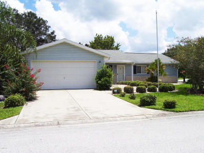 Spruce Creek So Single Family Home For Sale: 17999 SE 106 Court