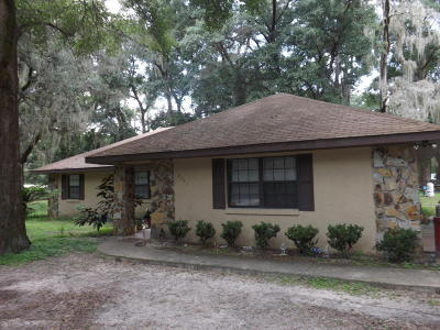 Summerfield Single Family Home For Sale: 2735 SE 140th Place