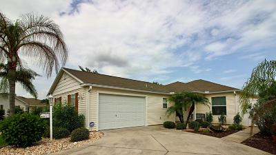 The Villages Single Family Home For Sale: 1817 Foxwood Lane