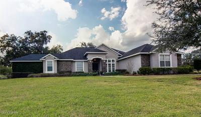 Ocala Single Family Home For Sale: 3975 SE 43rd Circle
