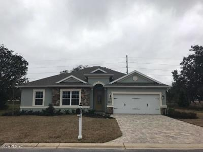 Ocala Single Family Home For Sale: 4410 SW 65th Place