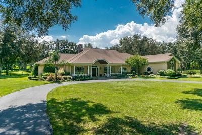 Ocala Farm For Sale: 1715 NW 114th Loop