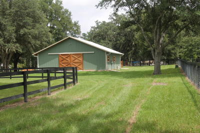 Marion County Farm For Sale: 11 Wintergreen Way
