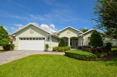 Ocala Single Family Home For Sale: 8672 SW 83rd Circle
