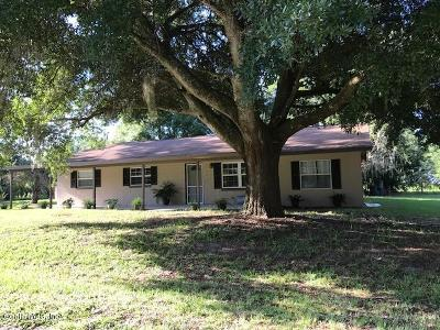Belleview Single Family Home For Sale: 9930 SE 124th Lane