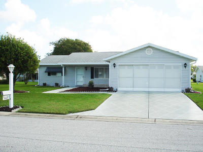 Spruce Creek So Single Family Home For Sale: 17973 SE 106 Terrace