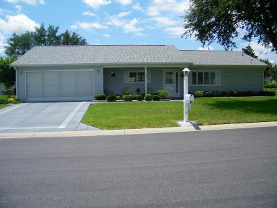 Dunnellon Single Family Home For Sale: 11452 SW 138th Place