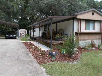 Ocala Single Family Home For Sale: 5401 SE 28th Court