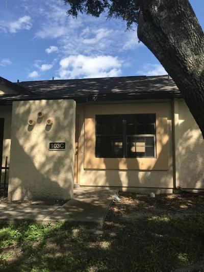 Ocala Condo/Townhouse For Sale: 60 Pine Trak #103C