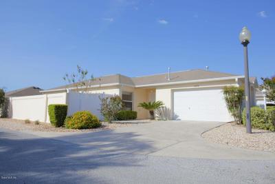 The Villages Condo/Townhouse For Sale: 7874 SE Buchanan Place