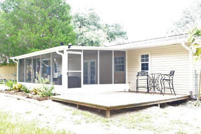 Summerfield Single Family Home For Sale: 9325 SE 163rd Lane