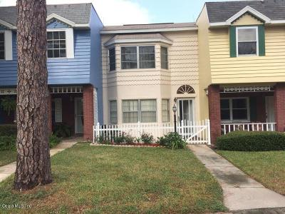 Ocala Condo/Townhouse For Sale: 8830 SW 98th Place #E