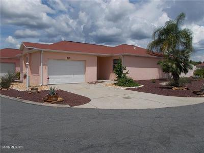 The Villages Single Family Home For Sale: 803 Las Cruces Court