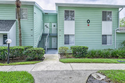 Ocala Condo/Townhouse For Sale: 507 Midway Drive #B