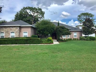 Ocala Single Family Home For Sale: 5130 SE 39 Loop