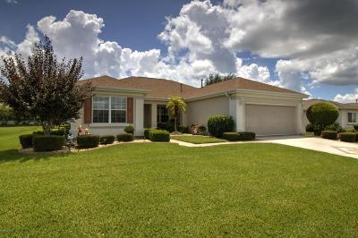 Single Family Home For Sale: 13564 SE 87th Circle